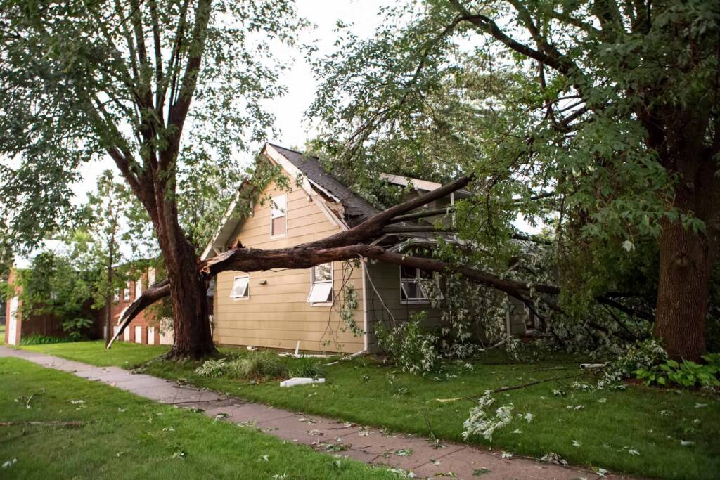 Emergency Storm Damage Repair Lee's Summit MO