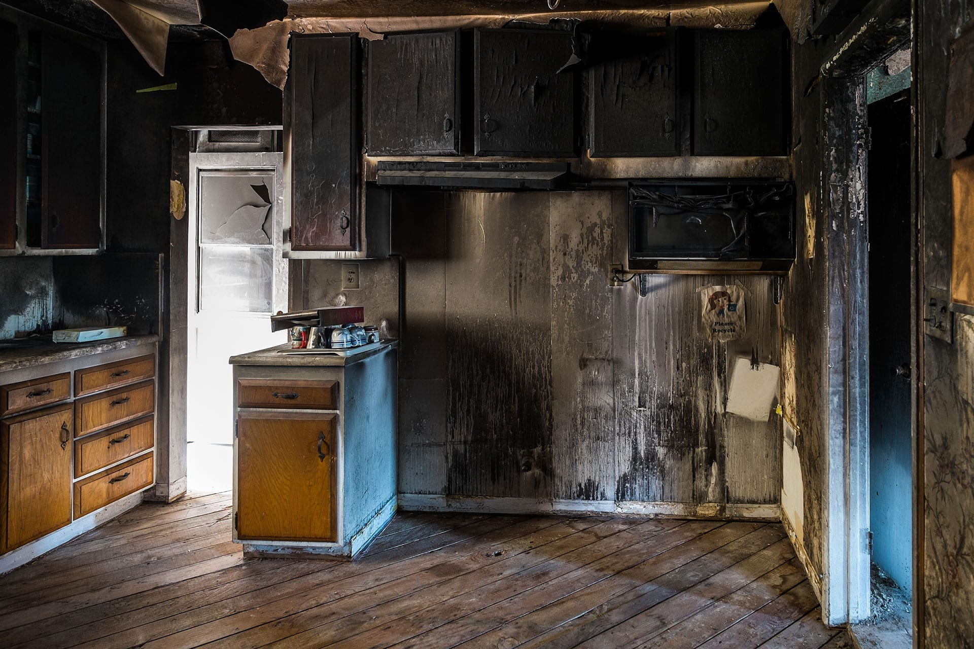 Fire Damage Repair in Prairie Village KS Smoke Damage Repair