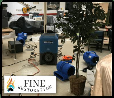 Water Damage Restoration Process 10