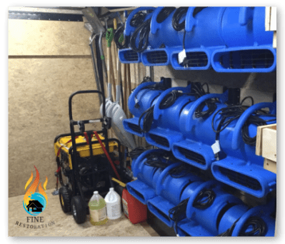 Water Damage Restoration Process 8
