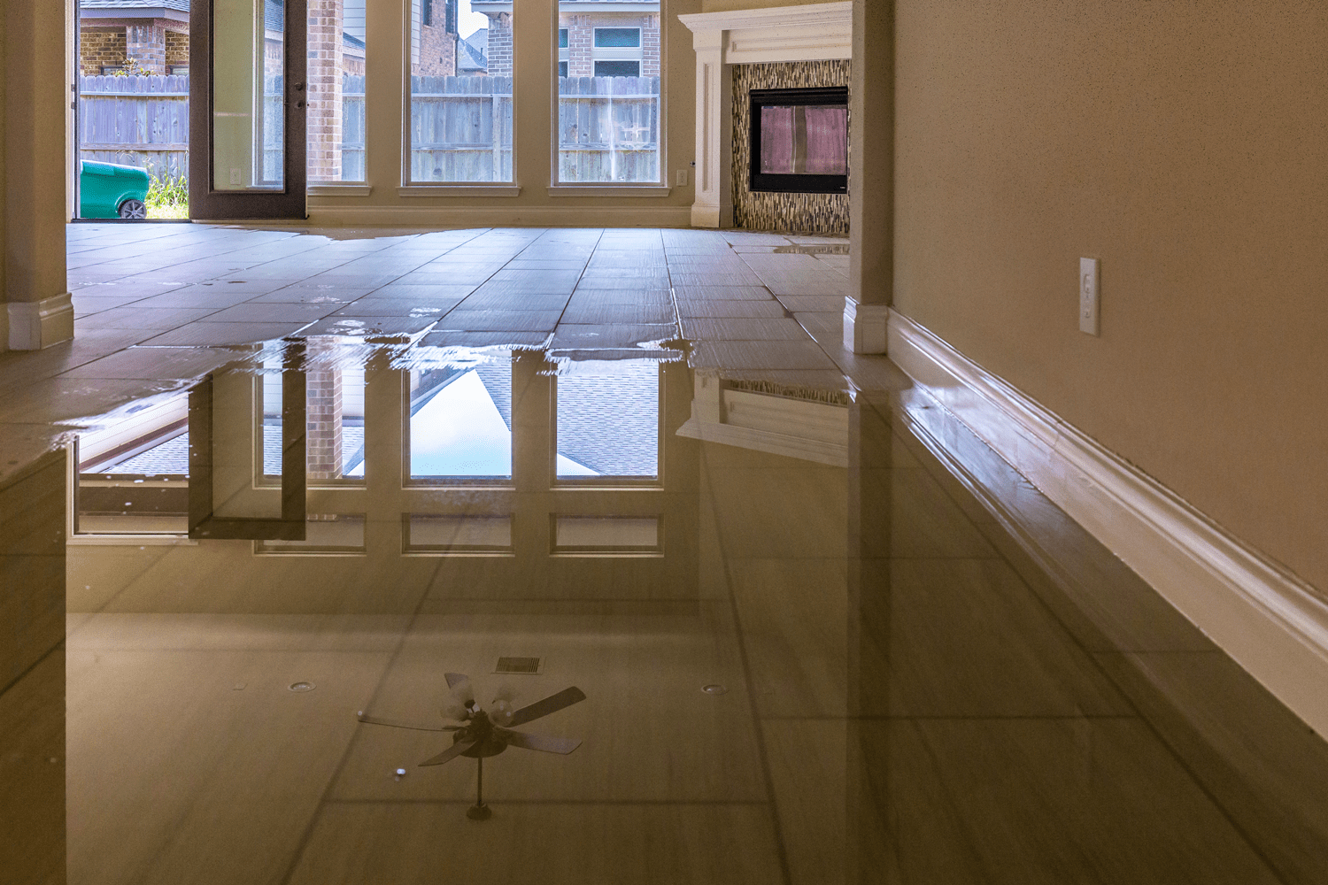 Emergency Water Damage Restoration Leawood KS